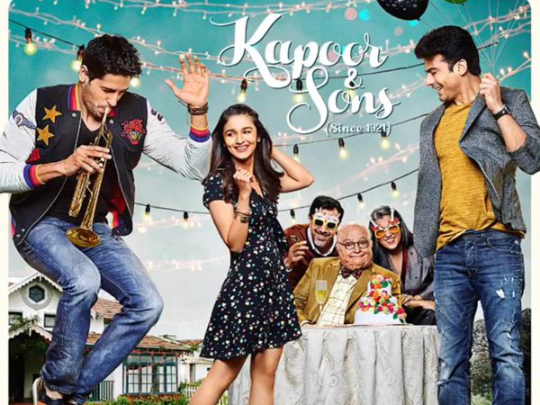 Kapoor And Sons Movie Review By Audience: Live Update