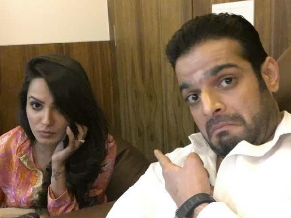 Here Is What Yeh Hai Mohabbatein's Anita Hassanandani & Karan Patel Has To Say About Their Fight!