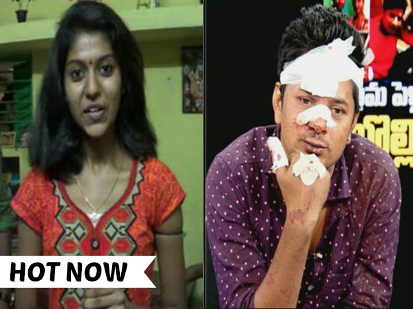 Singer Madhu Priya Takes Back The Harassment Case On Her Husband, Here Is A New Twist