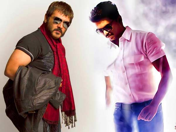 Nadigar Sangam Cricket Ajith Vs Vijay
