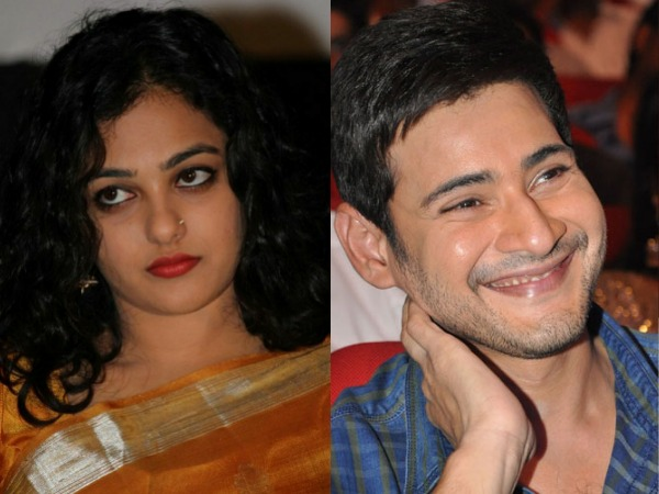 WHAT! Nithya Menen Rejected Mahesh Babu And A R Murugadoss's Film?