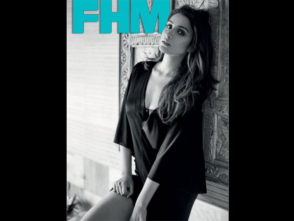 parineeti chopra latest photoshoot for fhm