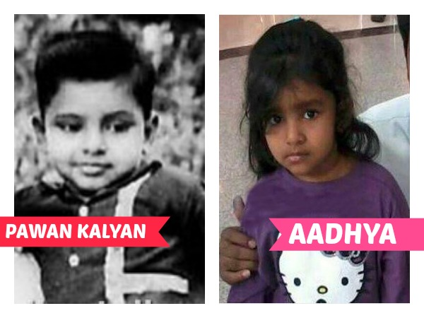 B'DAY SPL: Daughter Aadhya Is A Replica Of Young Pawan Kalyan, SEE MORE PHOTOS!