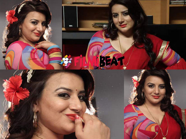 CHECK OUT: Pooja Gandhi's Hot Makeover For 'Jilebi'!