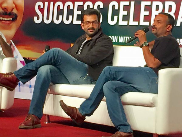 WHAT! Prithviraj & RS Vimal Part Ways?