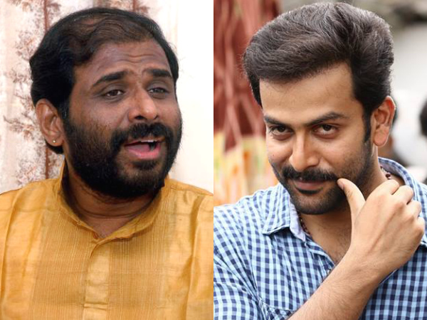 FINALLY: Prithviraj Replies To Ramesh Narayan's Allegations
