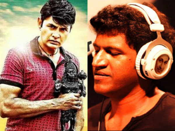 Puneeth Rajkumar Croons For 'Jai Maruthi 800'!