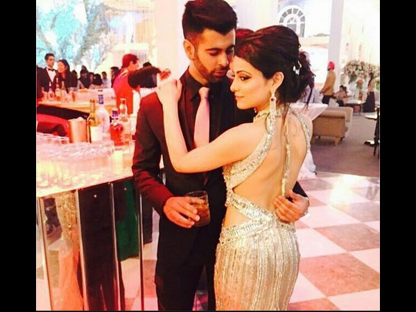 MATSH's Radhika Madan Sizzle With Ishan Arya, Friends & Family At Her Brother's Wedding - PICS