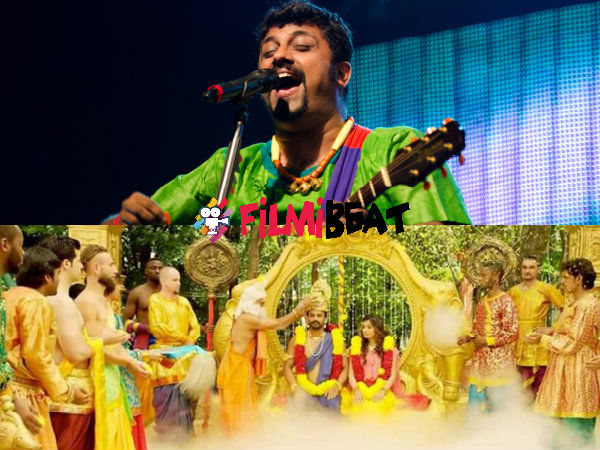 Dhananjay's Badmaash Gets Raghu Dixit's Magical Voice!