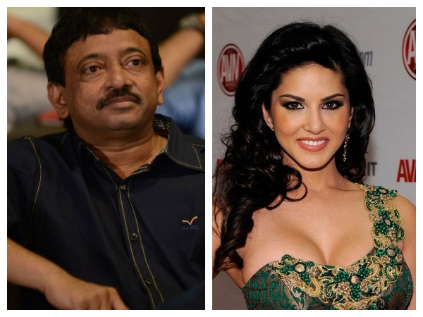 Ram Gopal Varma Gets Obsessed With Sunny Leone, Does The Unthinkable