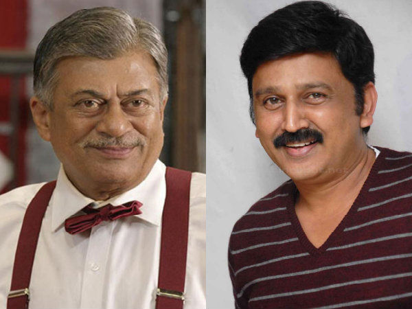 'Re' To Portray Special Bonding Of Ramesh Aravind & Ananth Nag On-screen!