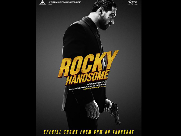 Rocky Handsome Movie Review By Audience: Live Reaction!