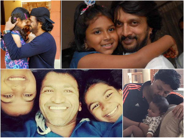 PICS: Sandalwood Dedicated Father's!