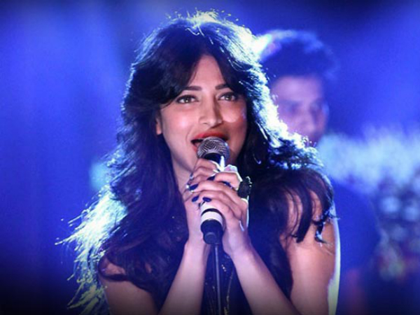 AMAZING! Shruti Haasan To Release A Special Song Women's Day