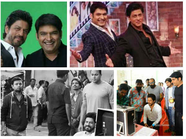 The Kapil Sharma Show To Have Shahrukh Khan As The First