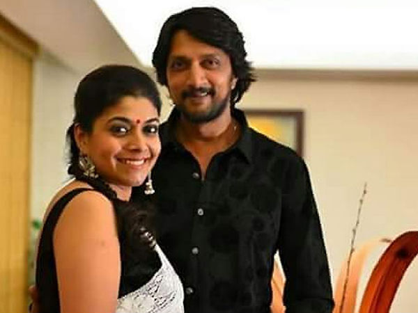 Sudeep-Priya Mutual Consent Divorce Comes To Limelight!
