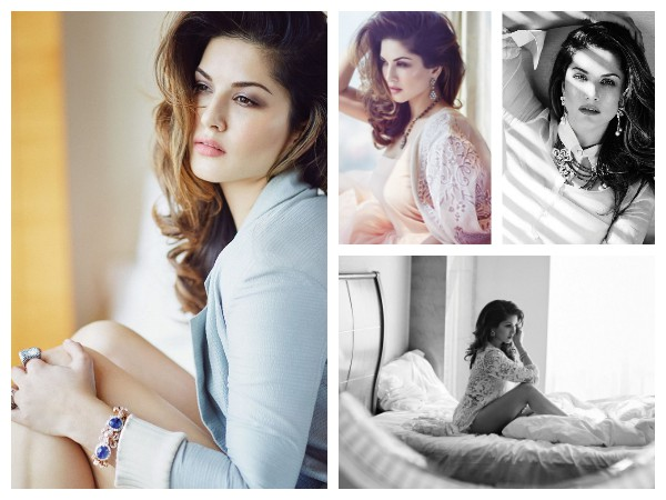 Sunny Leone's ENIGMATIC Avatar For Her Latest Photoshoot!