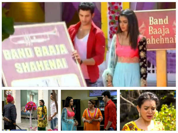 Tashan-E-Ishq: Kunj & Twinkle Turn Wedding Planners For Sukirti Kandpal!