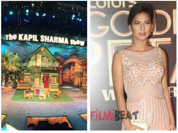 Look Which Bigg Boss 9 Contestant Joined The Kapil Sharma Show!