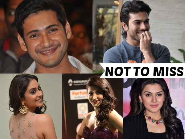 JAW DROPPING! Tollywood Celebrities And Their Look-Alikes