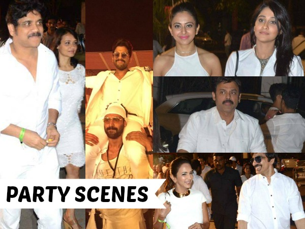 PHOTOS: Tollywood Celebrities At Sensation Hyderabad