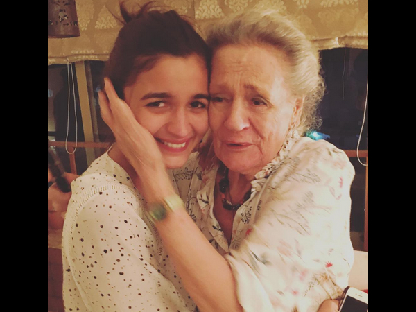 A Touching Birthday Gift Moves Alia Bhatt To Tears! Find Out What It Was!