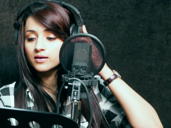 Trisha All Set To Become A Playback Singer, Will Croon For A Tamil