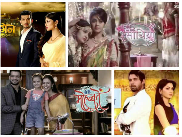 Latest TRP Ratings: Saathiya, Naagin & Kumkum Bhagya Retain Their #1 Position!