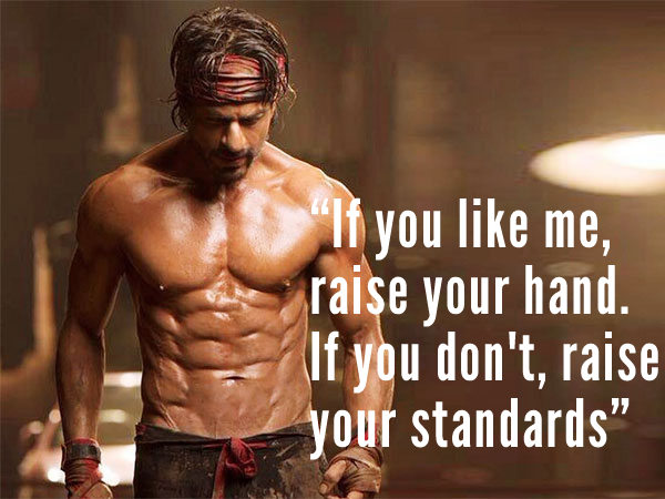 20 Inspiring Best Quotes From Shahrukh Khan Filmibeat