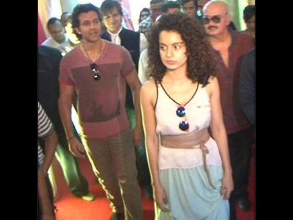 Kangana Suffers From Mental Disorder