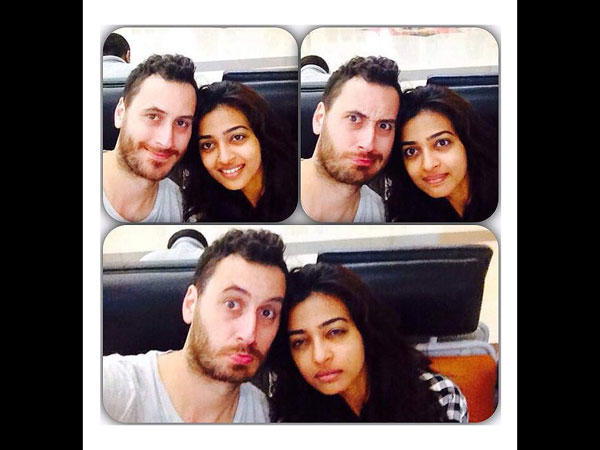 UNSEEN PDA MOMENTS Of Radhika Apte With Husband Benedict Taylor!