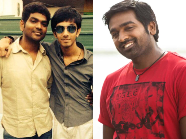 Vignesh Shivan With Anirudh & Vijay Sethupathi