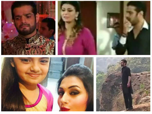 Yeh Hai Mohabbatein To Take 8-Year Leap; Raman-Nidhi's Past Revealed; Ruhi Gets Kidnapped! (PICS)