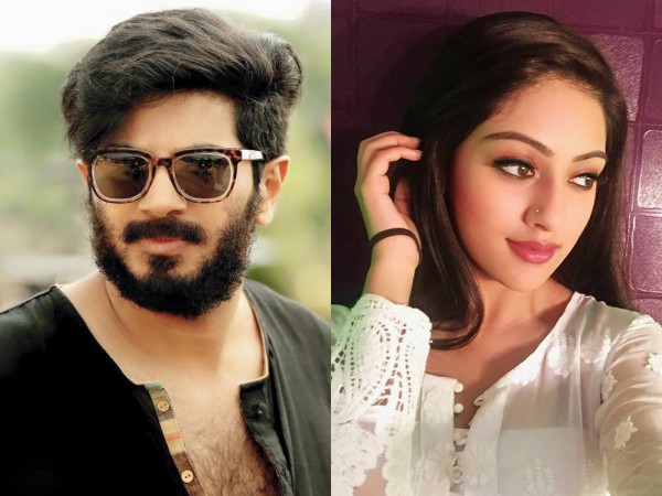 REVEALED: Dulquer Salmaan's First Look From Amal Neerad Movie