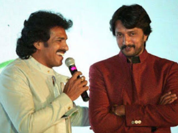 Upendra amp sudeep team up for a good cause actors to play ccl in