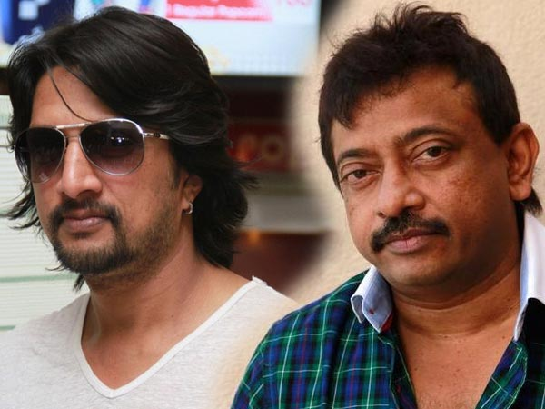 Kichcha Sudeep Replaced By Vivek Oberai In That Biopic