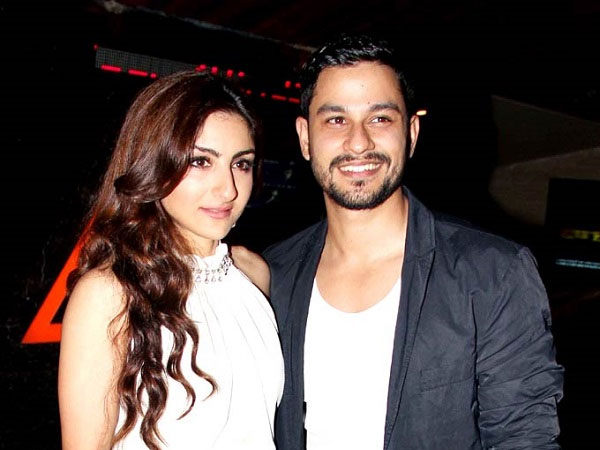 Image result for Soha Ali Khan and Kunal Khemu