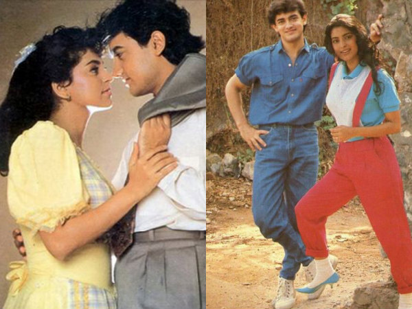 Aamir khan juhi chawla pictures flashback pictures of aamir khan aamir khan juhi chawla thecheapjerseys Image collections