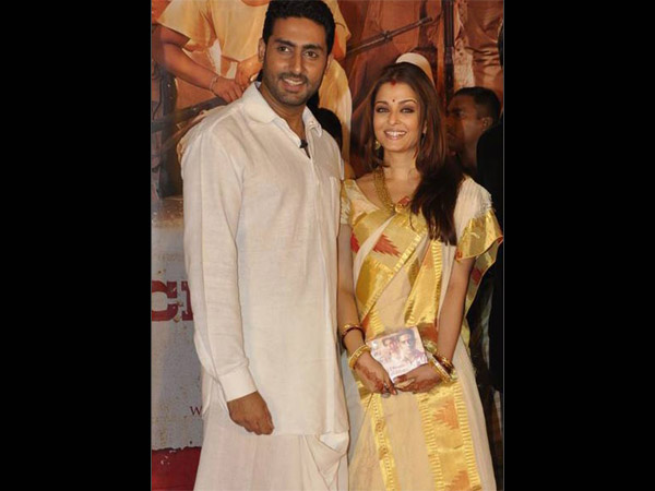 FIRST PICTURE Of Aishwarya Rai Abhishek Bachchan From Their 9th Wedding Annive
