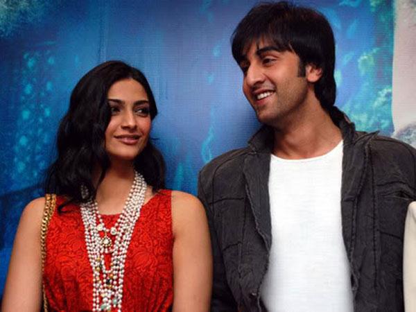 were ranbir and sonam dating