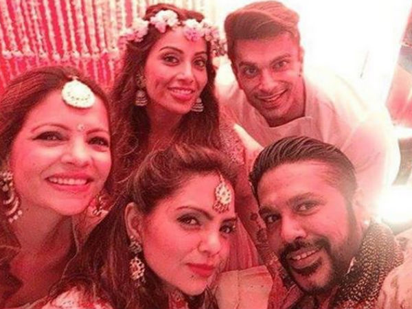 Mehndi Ceremony Of Shilpa Shetty : Bipasha basu mehendi pictures inside
