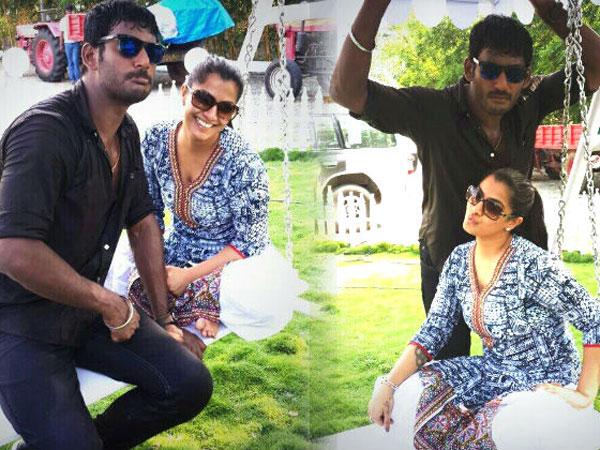 Actor Vishal Hints At Marrying Varalaxmi Sarathkumar Filmibeat