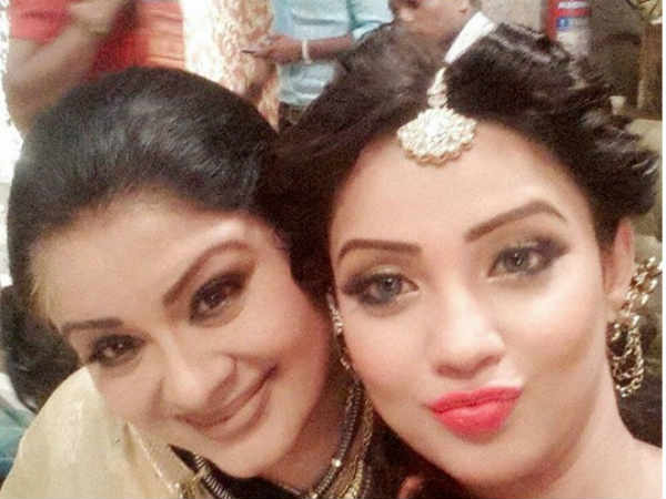 Naagin Actresses Adaa Khan & Sudha Chandran Praise Each Other!