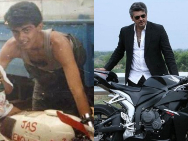Ajith's Journey