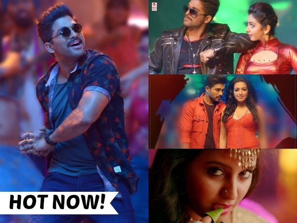 MUSIC REVIEW: Allu Arjun's Sarrainodu Audio Is Out, Here's What You Should Know..