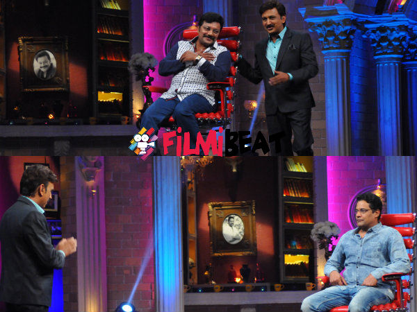 Brothers Saikumar & Ravishankar Next In 'Weekend With Ramesh'!