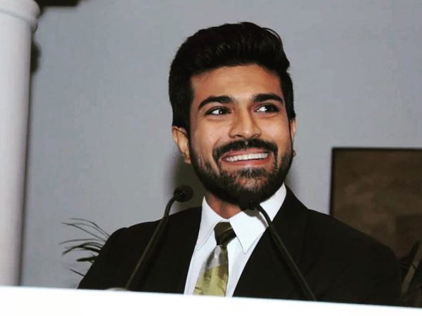 Ram Charan Reveals The Shooting Details Of Chiranjeevi's Comeback Film
