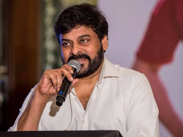 Chiranjeevi's Comeback Film Is Now Titled Kathilantodu