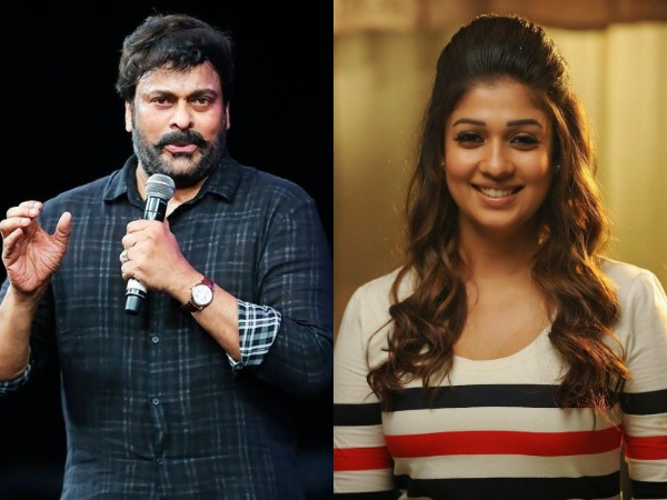 Nayantara Finally Talks About Chiranjeevi's Comeback Film, Launch on 29 April?