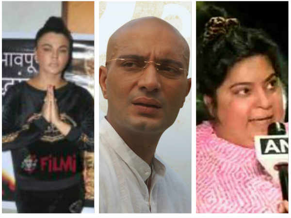 Why CINTAA's Amit Behl Apologised To Rakhi Sawant & Dolly Bindra?